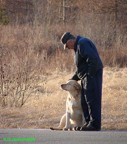 arthritis2oldman&dog.H.GJackson2009